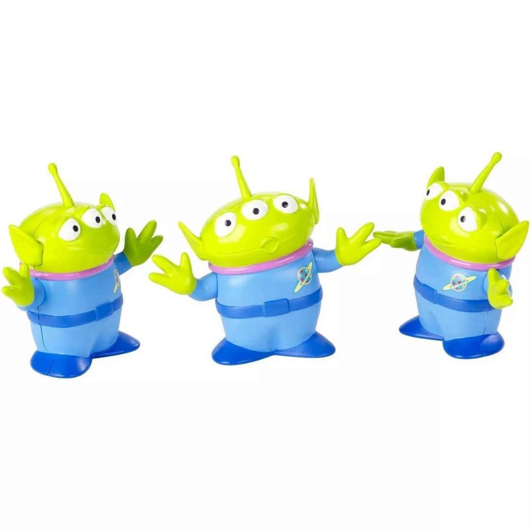 Disney Pixar Toy Story Space Aliens Figure by Mattel -Mattel - India - www.superherotoystore.com