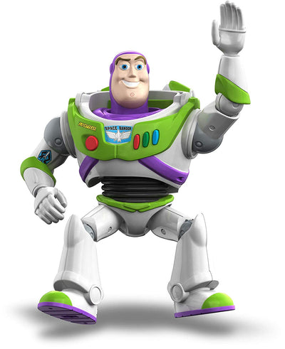Toy Story Buzz Lightyear Basic Action Figure by Mattel -Mattel - India - www.superherotoystore.com