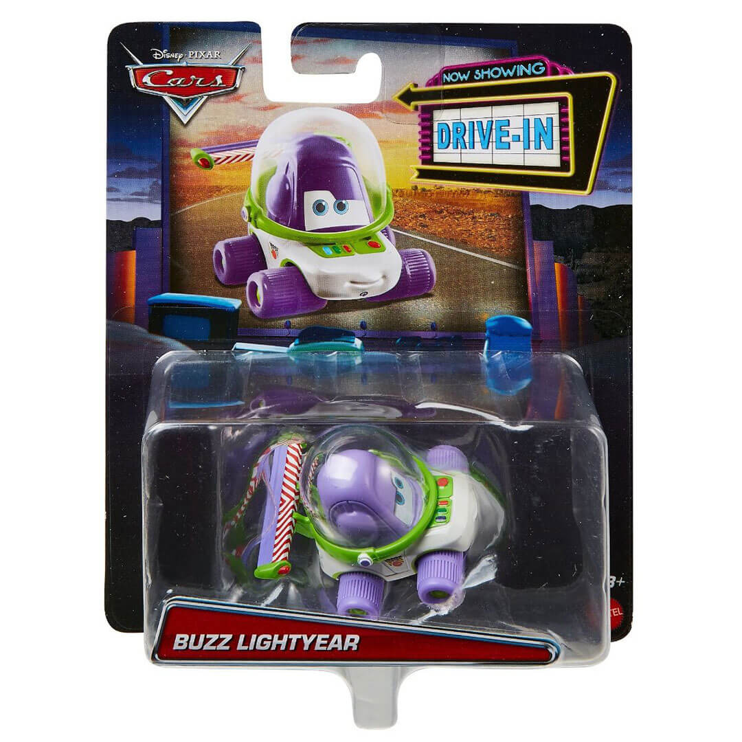 Disney Pixar Character Car - Toy Story - Buzz Lightyear Die-Cast Car by Mattel -Mattel - India - www.superherotoystore.com
