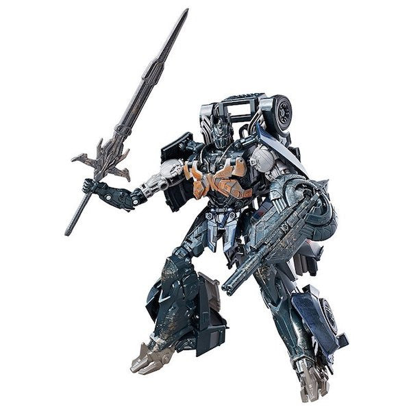 Transformers The Last Knight: Leader Shadow Spark Optimus Prime Premier Edition Figure by Hasbro