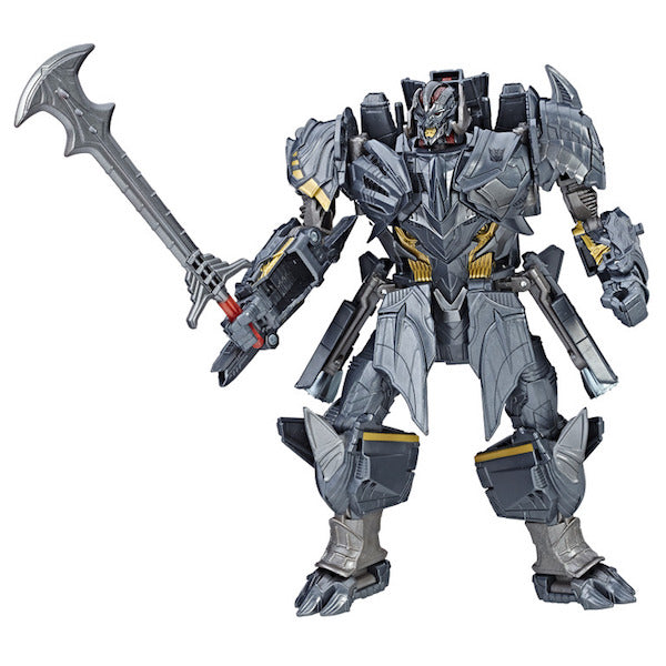 Transformers The Last Knight: Premier Edition Voyager Class Megatron Figure by Hasbro