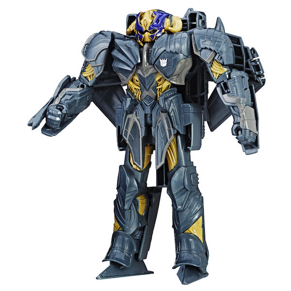 Transformers The Last Knight: Turbo Changer Megatron Figure by Hasbro