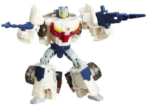 Transformers Generations Titan Returns Breakaway Figure by Hasbro