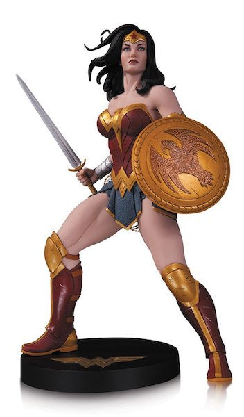 Designer Series: Frank Cho: Wonder Woman Statue by DC Collectibles