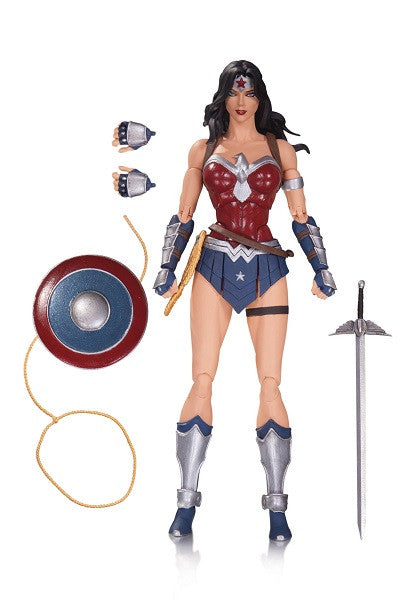 DC Icons: Wonder Woman Action Figure by DC Collectibles