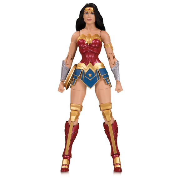DC Essentials Wonder Woman Action Figure by DC Collectibles