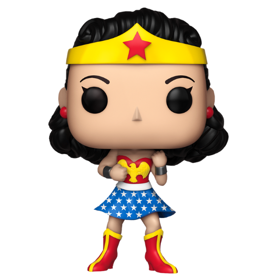 NYCC Exclusive First Appearance Wonder Woman Pop! Vinyl by Funko