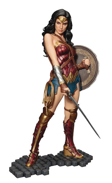 Wonder Woman Movie: Wonder Woman ArtFx Statue by Kotobukiya
