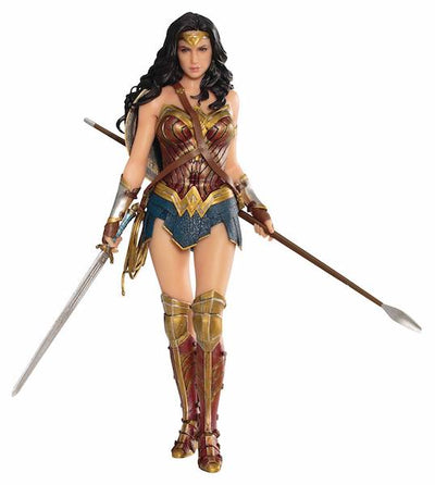 Justice League Movie: Wonder Woman ArtFx+ Statue by Kotobukiya -Kotobukiya - India - www.superherotoystore.com