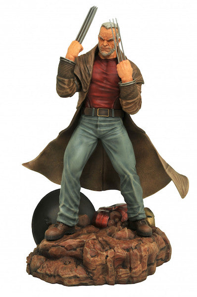 Marvel Gallery: Old Man Logan PVC Statue by Diamond Select Toys -Diamond Select toys - India - www.superherotoystore.com