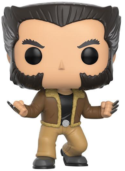 X-Men Logan Vinyl Bobble-head by Funko -Funko - India - www.superherotoystore.com