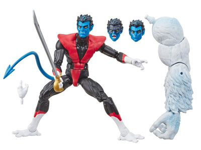 X-Men Nightcrawler Marvel Legends Figure by Hasbro