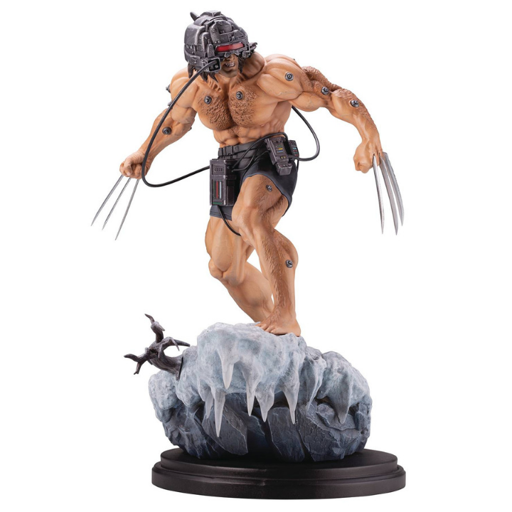 Weapon X Fine Art Statue by Kotobukiya