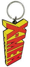 X-Men Logo Rubber Keychain by Pyramid International -Pyramid International - India - www.superherotoystore.com