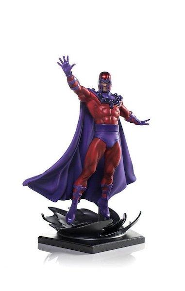 Marvel Comics: Magneto 1:10th Art Scale Statue by Iron Studios