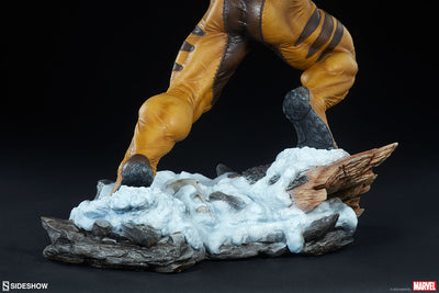 X-Men Sabretooth Premium Format Statue by Sideshow Collectibles