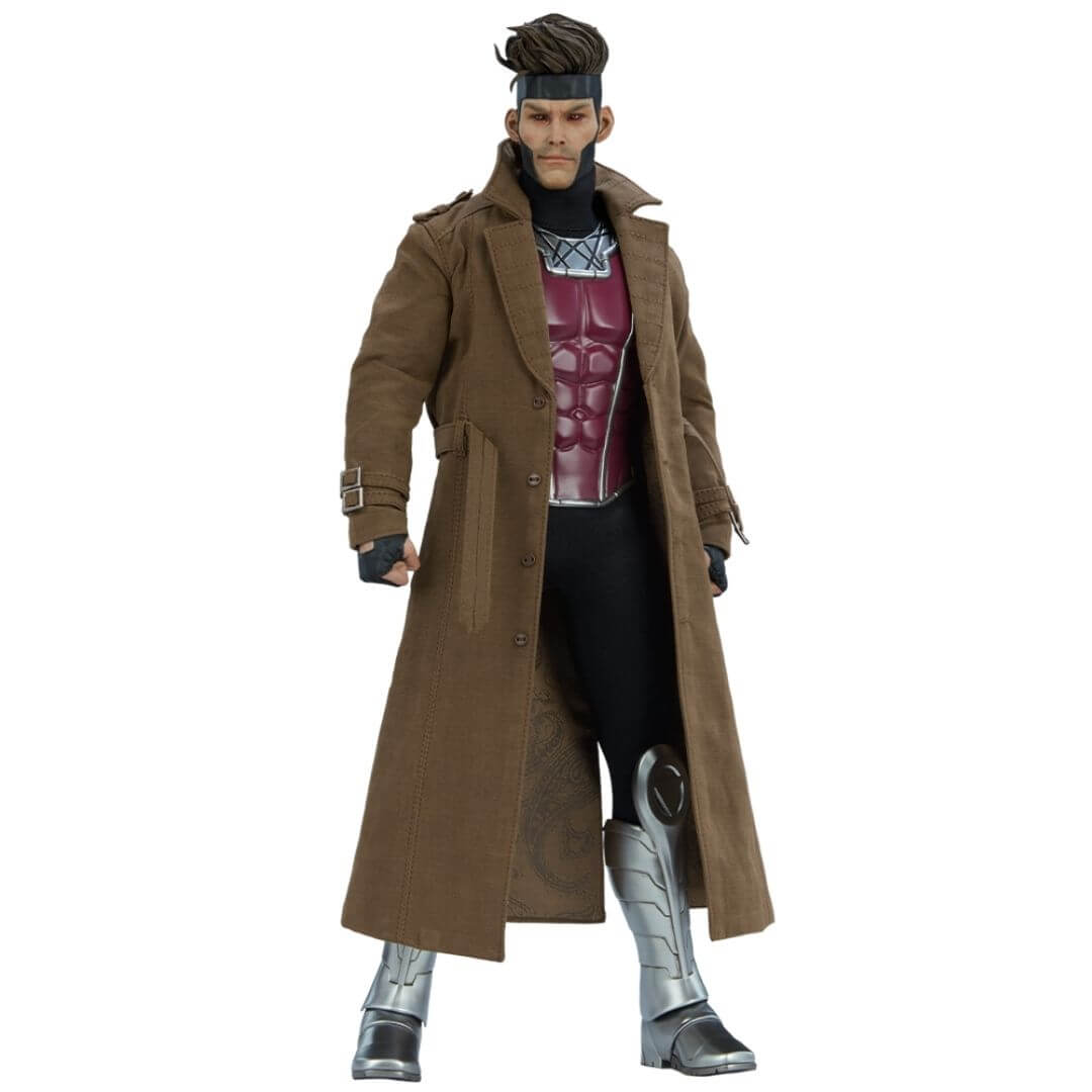 Marvel Comics X-Men Gambit Deluxe 1/6th Scale Figure by Sideshow Collectibles -Sideshow Collectibles - India - www.superherotoystore.com
