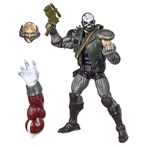 X-Men Marvel Legends Weapon-X, Blink & Skullbuster 3-Pack by Hasbro