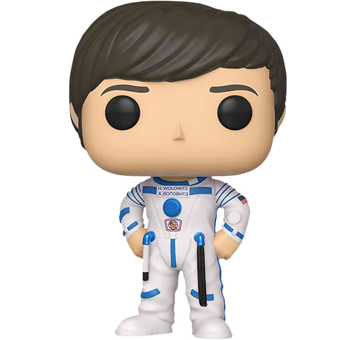 The Big Bang Theory Howard in Space Suit Pop! Vinyl Figure by Funko