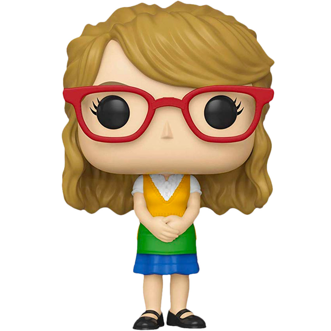 The Big Bang Theory Bernadette in Uniform Pop! Vinyl Figure by Funko