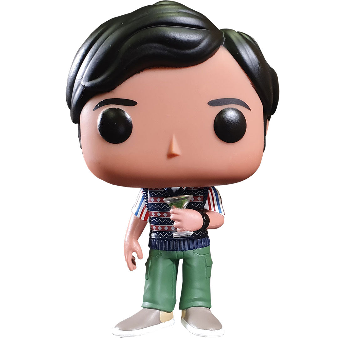 The Big Bang Theory Rajesh with Martini Pop! Vinyl Figure by Funko