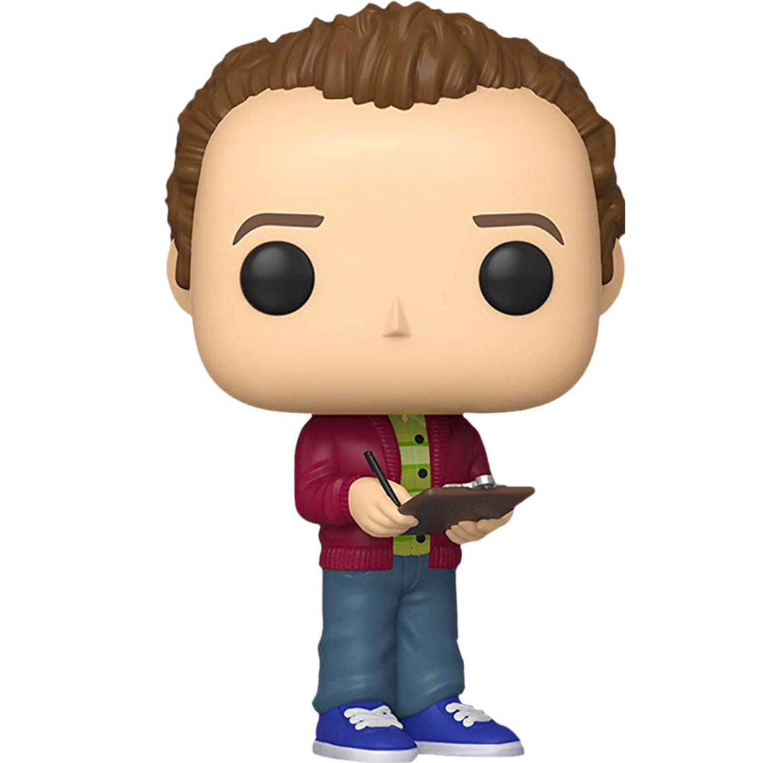 The Big Bang Theory Stuart Bloom Pop! Vinyl Figure by Funko