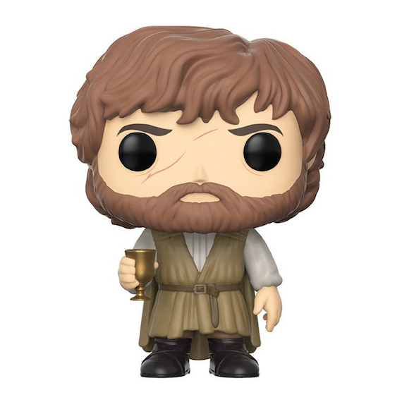 Game of Thrones: Tyrion Lannister holding a cup of wine Pop! Vinyl Figure by Funko -Funko - India - www.superherotoystore.com