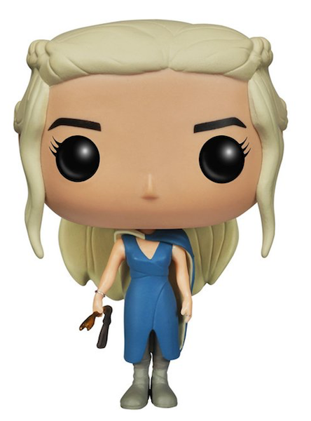 Game of Thrones Daenerys Targaryen Pop! Vinyl FIgure by Funko -Funko - India - www.superherotoystore.com