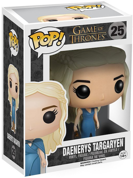 Game of Thrones Daenerys Targaryen Pop! Vinyl FIgure by Funko