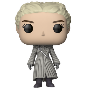 Game of Thrones Daenerys in White Coat Pop! Vinyl Figure by Funko
