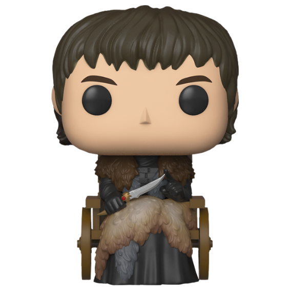 Game of Thrones Bran Stark Pop! Vinyl Figure by Funko