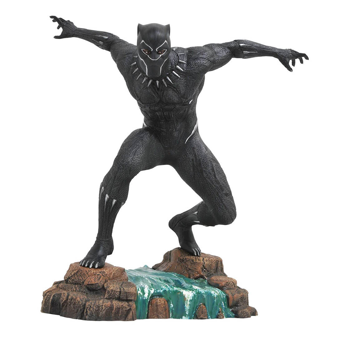 Marvel Gallery Black Panther Movie - Black Panther Statue by Diamond Select Toys -Diamond Select toys - India - www.superherotoystore.com