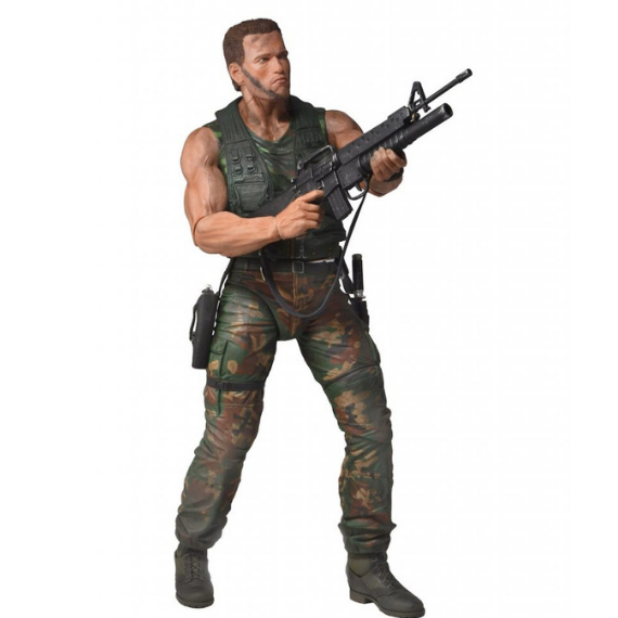 Predator Jungle Patrol Dutch Figure by Neca