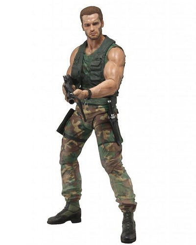Predator Jungle Patrol Dutch Figure by Neca -NECA - India - www.superherotoystore.com