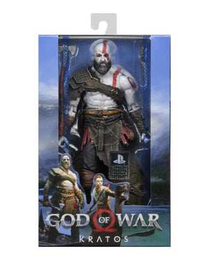 God of War - Kratos (2018) - Action Figure by Neca