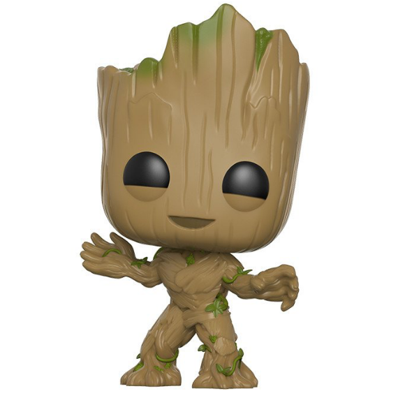 Guardians of the Galaxy Vol 2 Groot Vinyl Bobble-Head by Funko