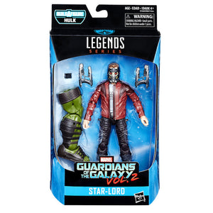 Best of Marvel Legends: Guardians of The Galaxy Vol 2: Star Lord Figure by Hasbro