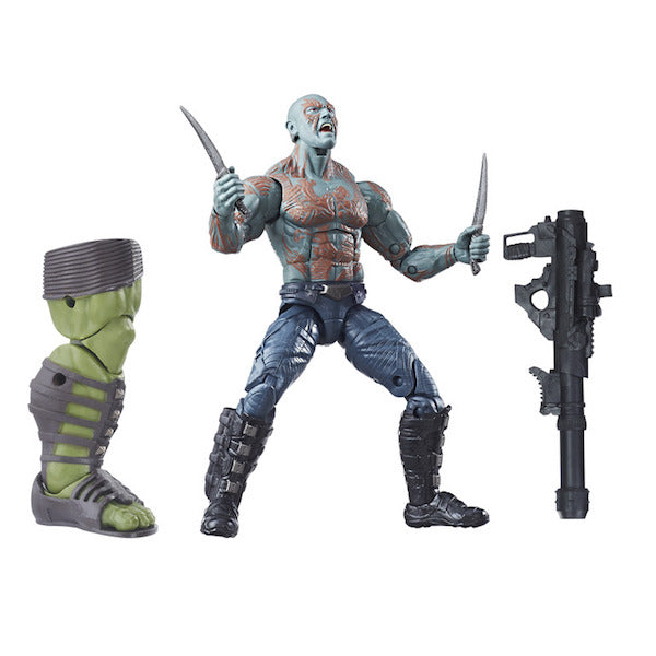 Best of Marvel Legends: Guardians of The Galaxy Vol 2: Drax Figure by Hasbro