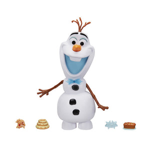 Frozen Olaf Snack Time Surprise Figure by Hasbro