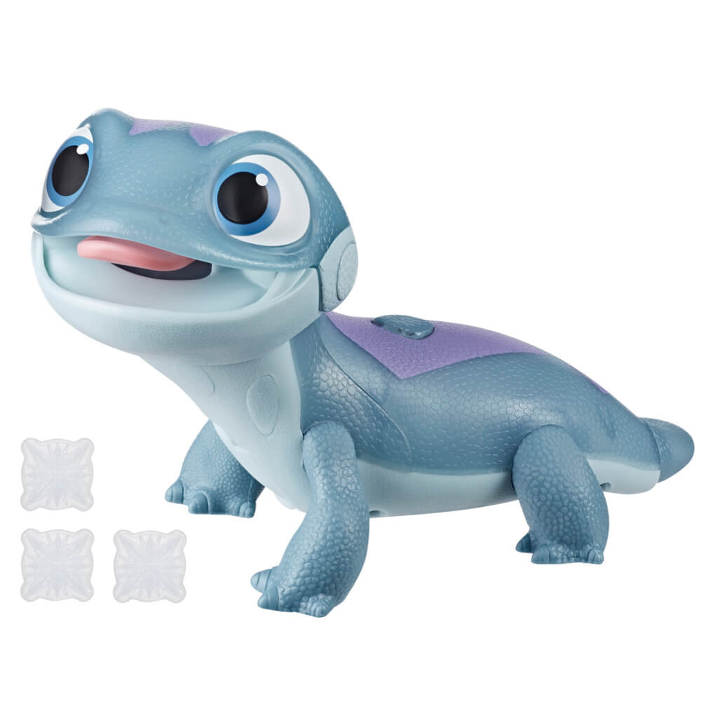 Disney Frozen 2 Fire Spirit's Snowy Snack Salamander Figure by Hasbro