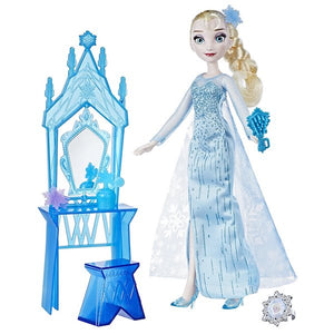 Frozen Elsa and Coronation Vanity Set by Hasbro