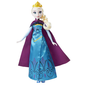Frozen Royal Reveal Elsa Doll by Hasbro
