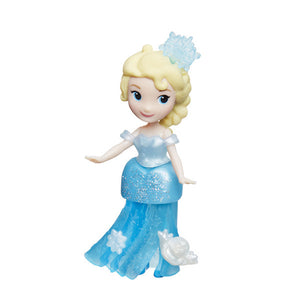 Disney Frozen Little Kingdom Elsa Gown Doll By Hasbro