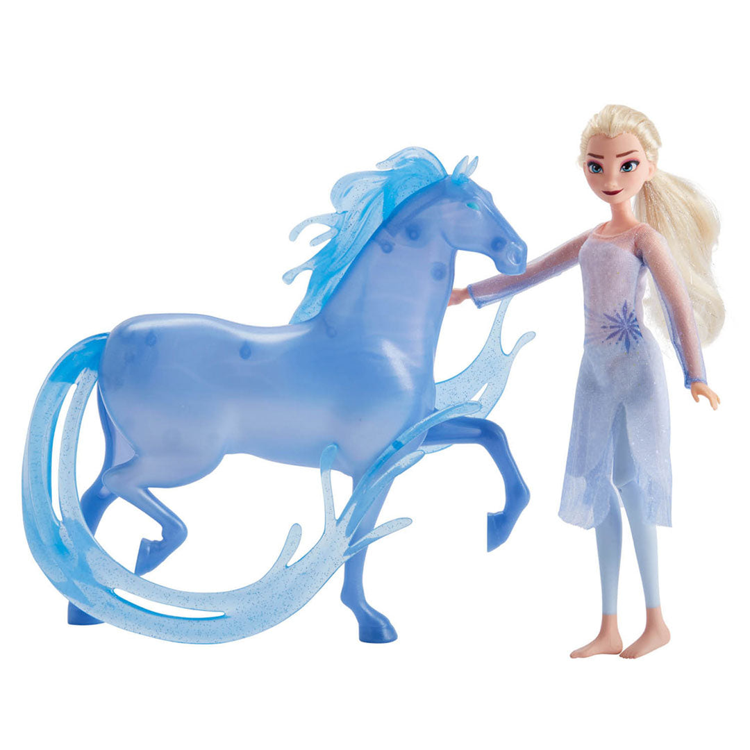 Frozen 2 Elsa & The Nokk Figure Set by Hasbro -Hasbro - India - www.superherotoystore.com