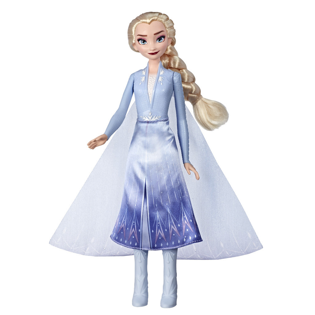 Frozen 2 Light-up Elsa Figure by Hasbro