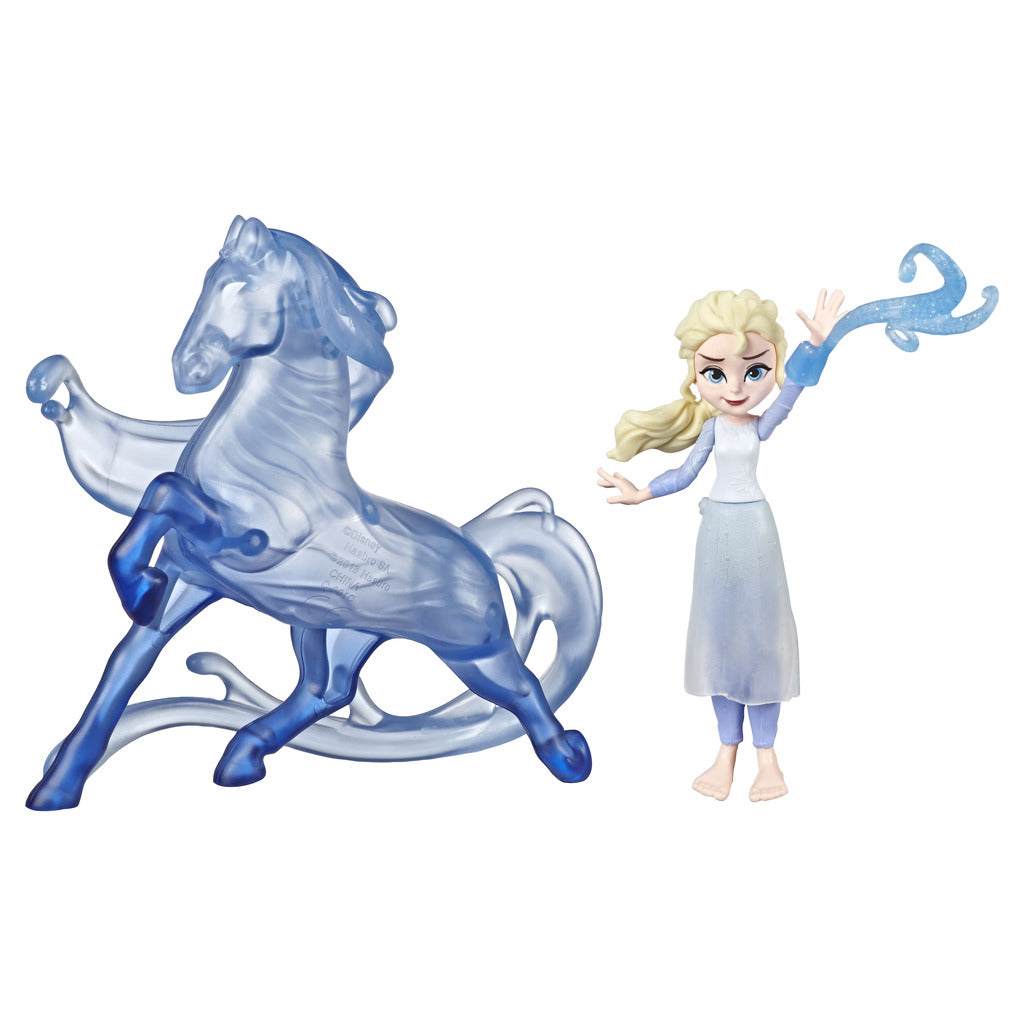 Frozen 2 Elsa & The Nokk Story Moments Figure Set by Hasbro
