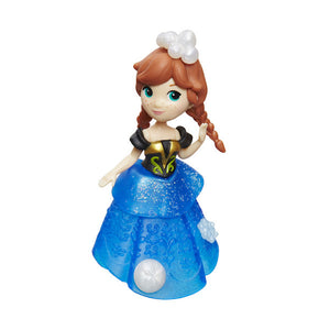 Disney Frozen Little Kingdom Anna Gown Doll By Hasbro