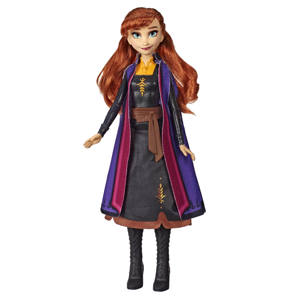 Frozen 2 Light-up Anna Figure by Hasbro