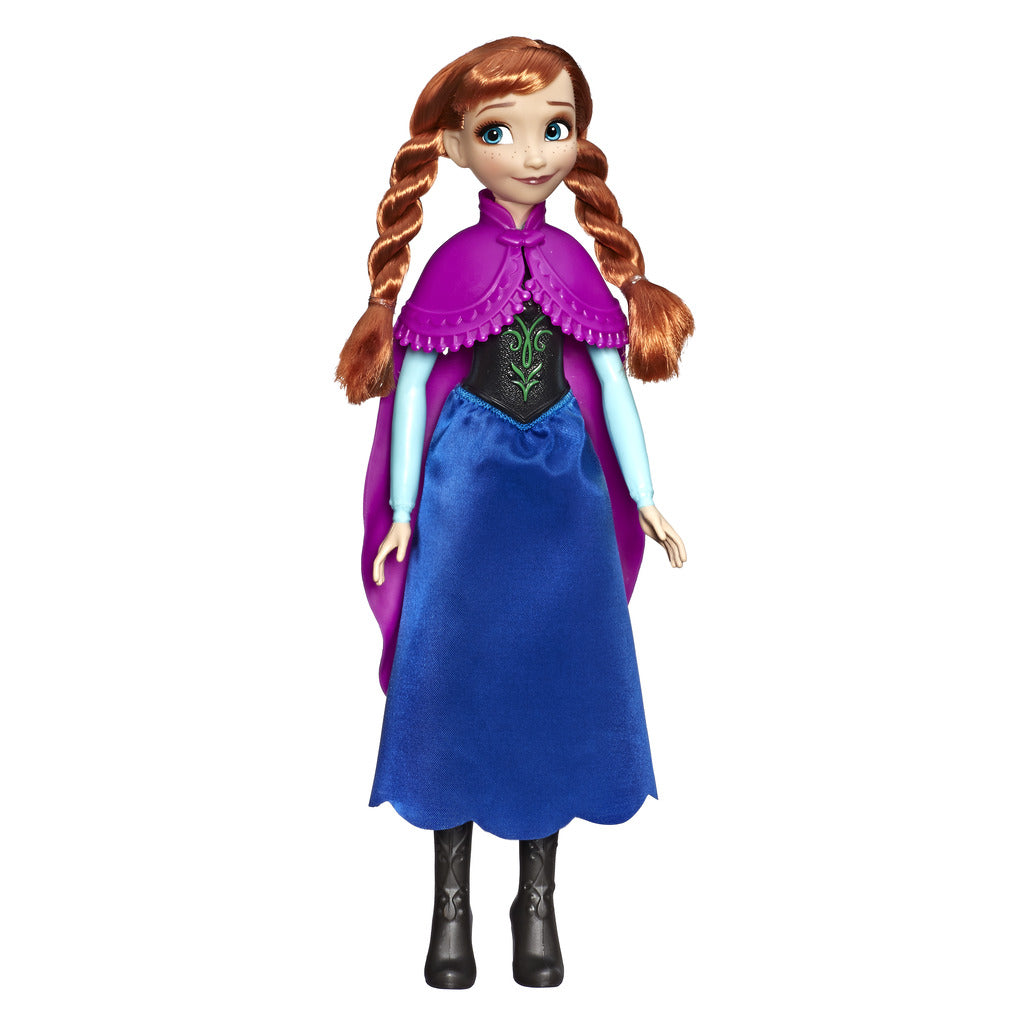 Frozen Anna Figure by Hasbro -Hasbro - India - www.superherotoystore.com