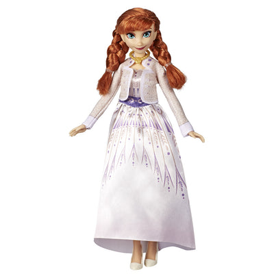 Arendelle Fashion Anna Doll by Hasbro